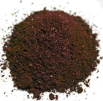 Ground Coffee Face and Body Mask