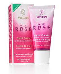 Weleda Wild Rose Night Cream