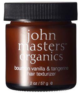 John Masters Bourbon Vanilla and Tangerine Hair Texturizer