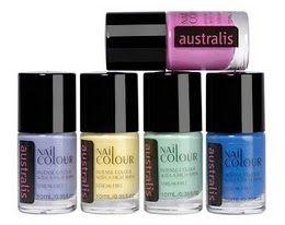Australis Nail Polish (ALL)