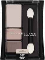 Maybelline Expert Wear Eyeshadow Trios - Almond Satin