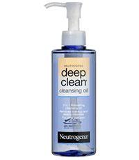 Neutrogena Deep Clean Cleansing Oil