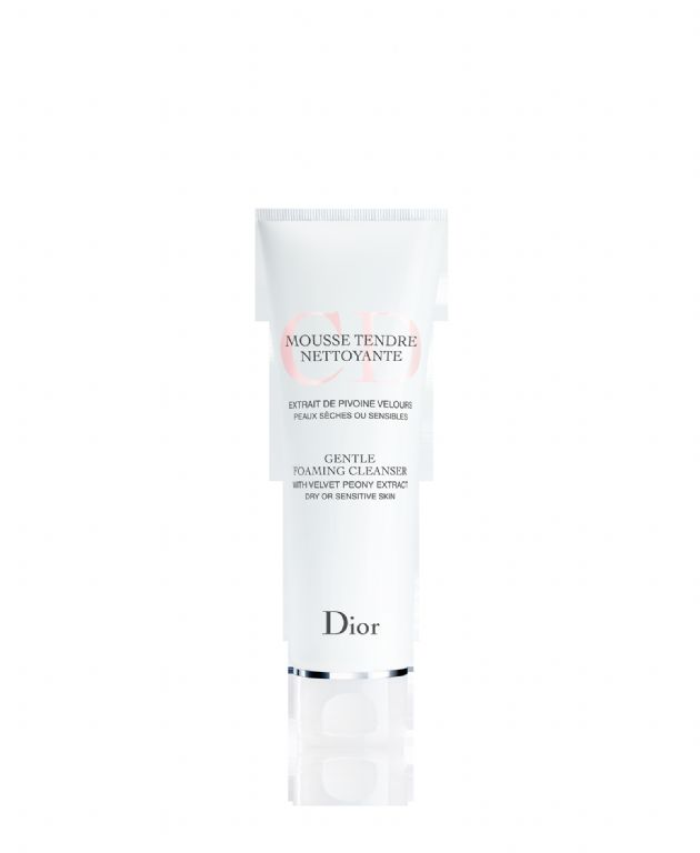 Dior Mousse Tendre Nettoyante gentle foaming cleanser dry or sensitive skin