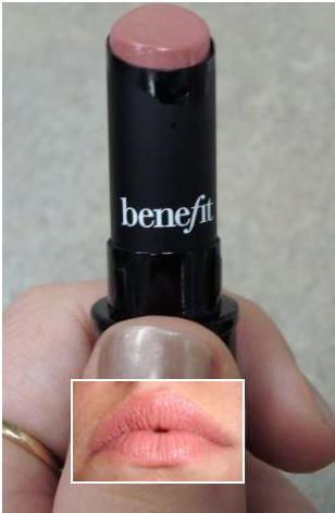 BeneFit Cosmetics Silky Finish Lipstick - Skinny Dip
