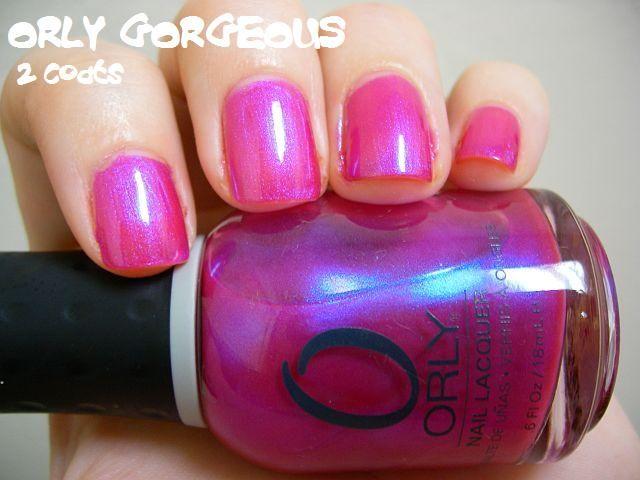 Orly Gorgeous