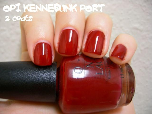 OPI nailpolish in Kennebunk-Port