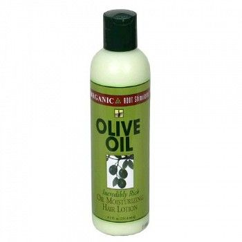 Organic Root Stimulator Olive Oil Oil Moisturizing Hair Lotion