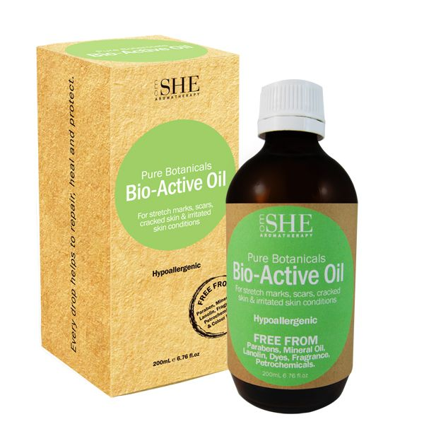 Om She Aromatherapy Bio-Active Oil
