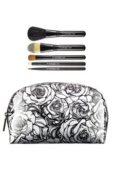 MAC Graphic Garden Define and Blend Brush Set