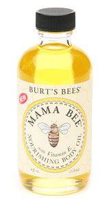 Burt's Bees Mama Bee Body Oil