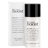Philosophy The Oxygen Boost Daily Energizing Oxygen Elixir