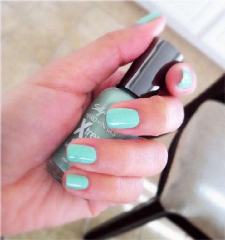 Sally Hansen Xtreme Wear - Mint Sorbet