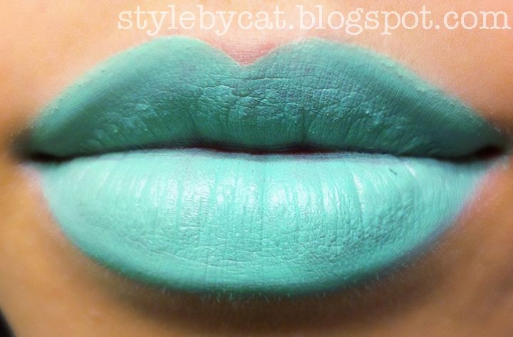 Lime Crime Mint To Be