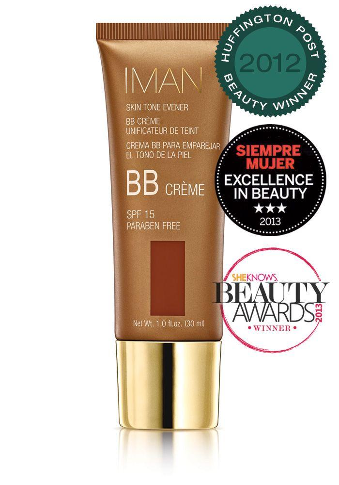 Iman Iman Skin Tone Evener BB Creme SPF15