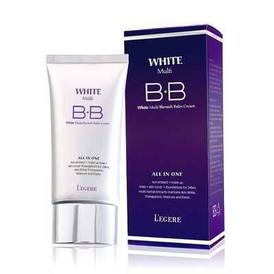 Legere - White Multi BB Cream