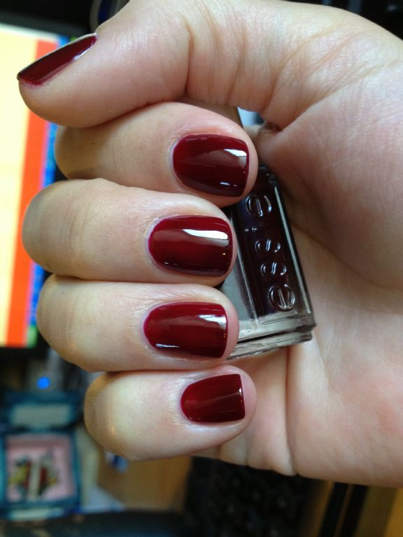 Essie Skirting the Issue