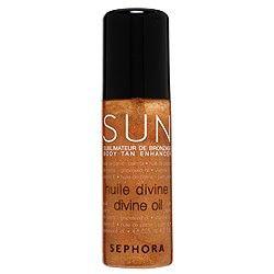 Sephora  Sun Huile Divine Oil