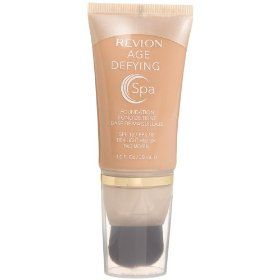 Revlon SPA Age Defying Foundation [DISCONTINUED]