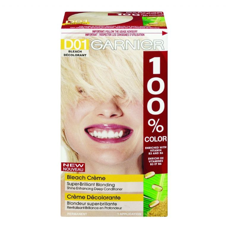 Garnier Nutrisse Intense 100% Color Bleach