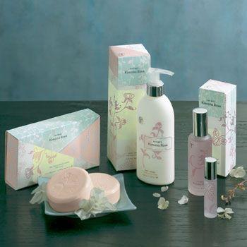 Thymes Limited Kimono Rose Eau de Parfum