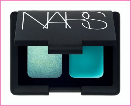 NARS Duo Cream - Burn It Blue