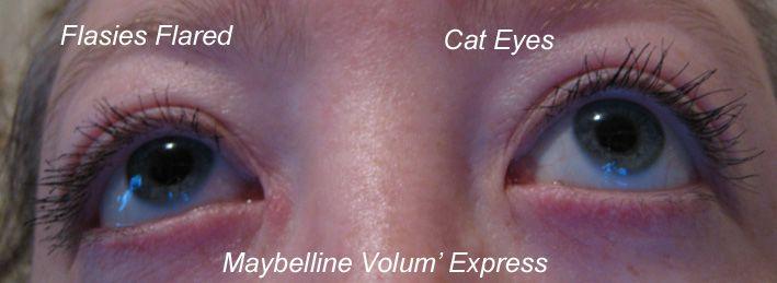 Falsies Vs Colossal Cat Eyes