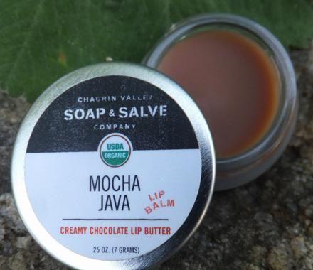 Chagrin Valley Mocha Java Lip Butter Balm