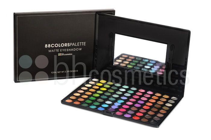 BH Cosmetics 88 Matte Palette