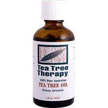 Tea Tree Therapy 100% Natural Tea Tree Oil