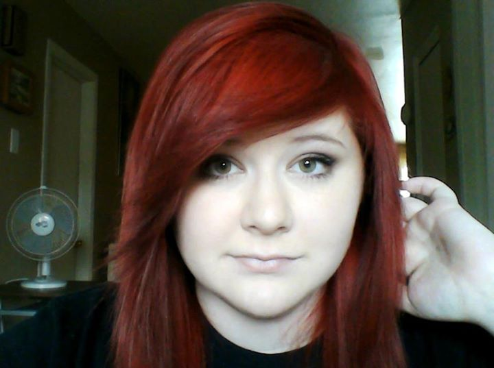 Hair Color - Directions Crimson Red