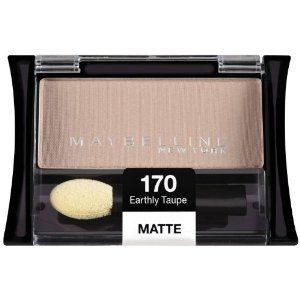 Maybelline ExpertWear Eye Shadow Earthly Taupe Matte Finish