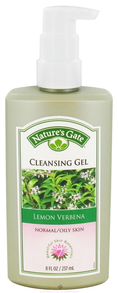 Nature's Gate Lemon Verbena Cleansing Gel