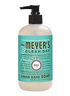 Mrs Meyer's Clean Day Aromatherapeutic Hand Soap