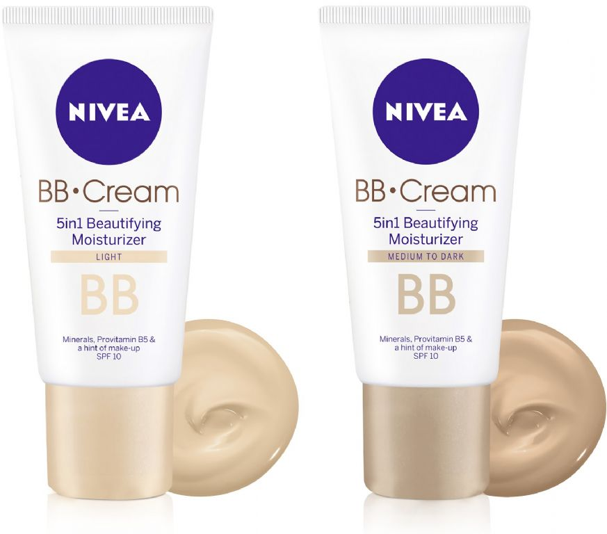 Nivea BB Cream in Light