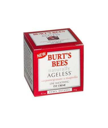 Burt's Bees Naturally Ageless Eye Cream