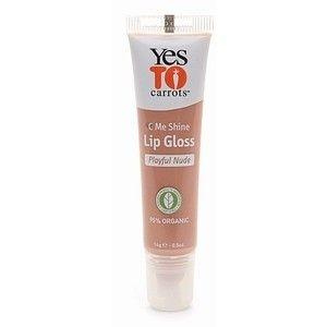Yes To Carrots C Me Shine Lip Gloss-Playful Nude