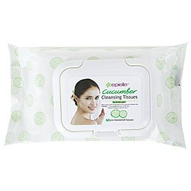 Epielle Cucumber Cleansing Tissues