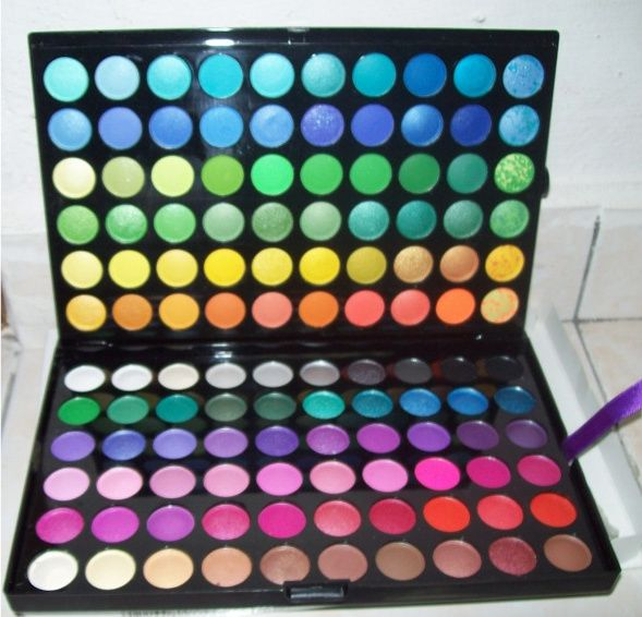 BH Cosmetics 120 Color Palette 1st Edition