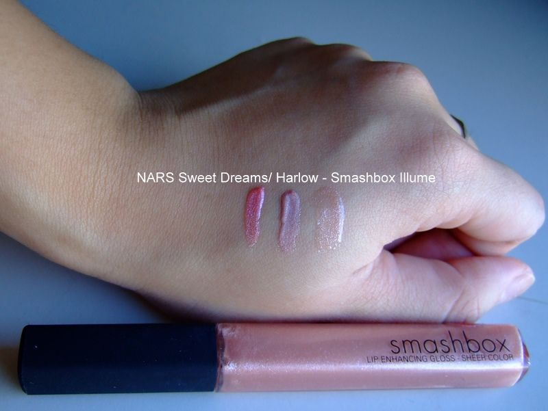 Smashbox Lip Enhancing Gloss - Illume