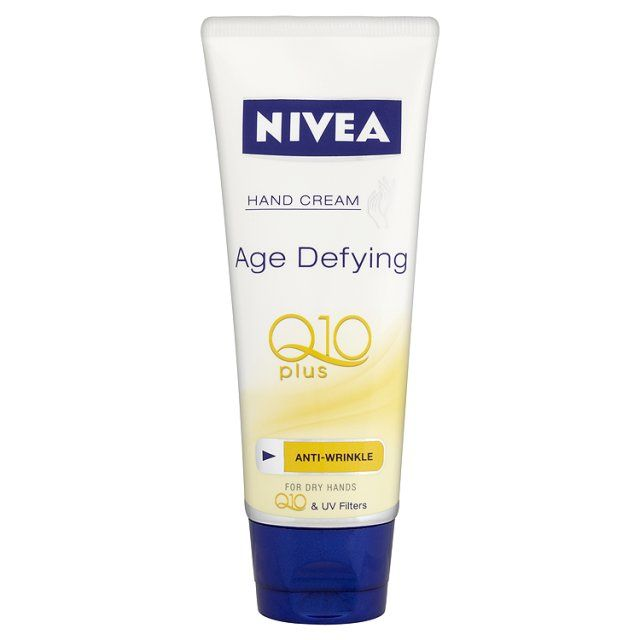Nivea Hand Age Defying Creme with Coenzyme Q10