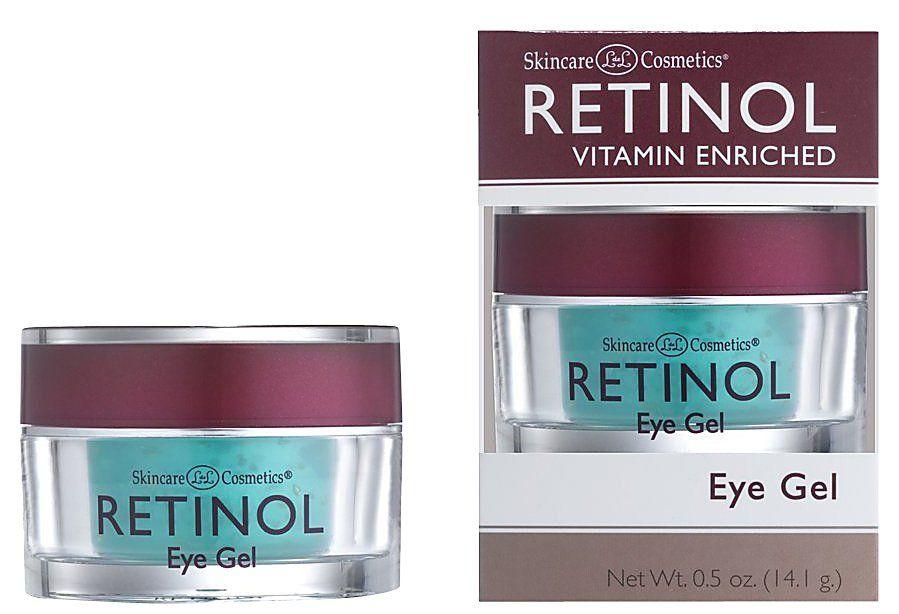 Skincare Cosmetics  - Retinol Eye Gel