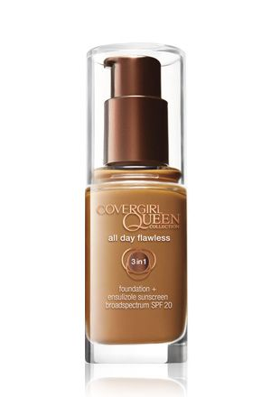 Cover Girl Queen Collection All Day Flawless 3-in-1