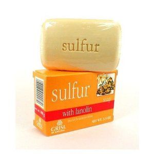 grisi sulfur soap reviews photos ingredients   makeupalley