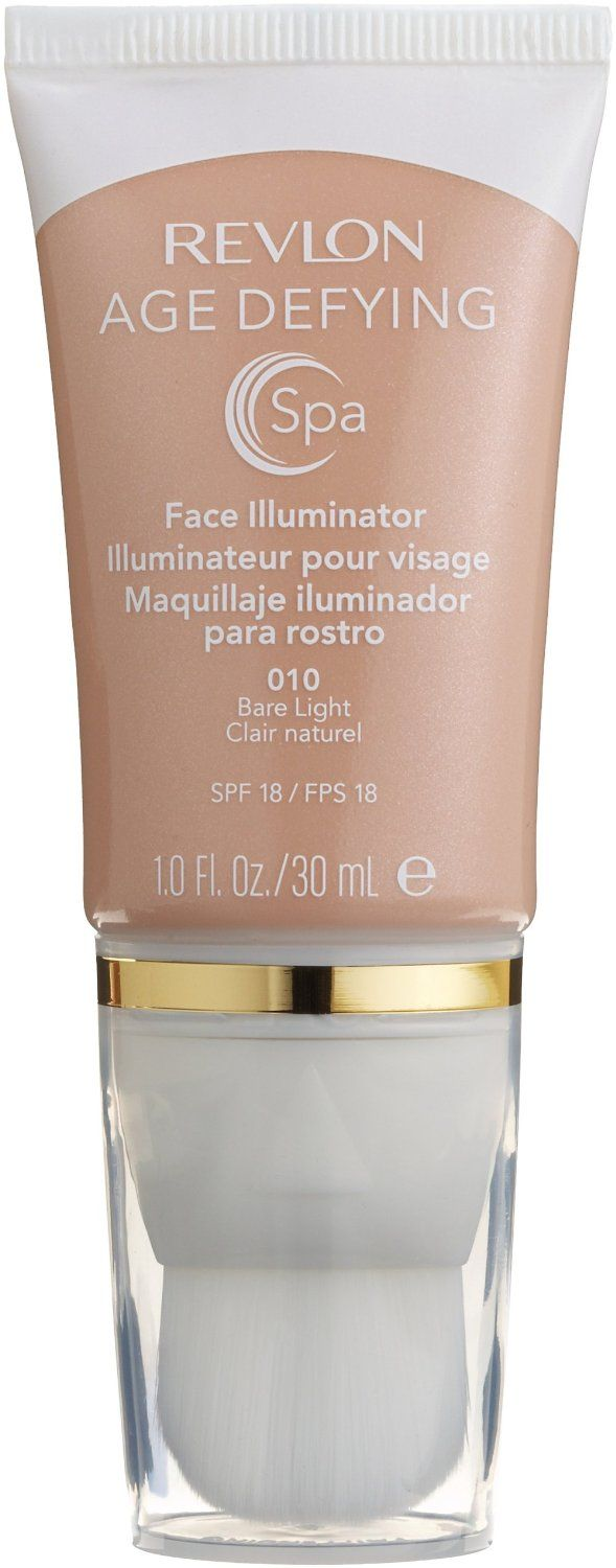Revlon Age Defying Spa Illuminator Bare Light [DISCONTINUED]