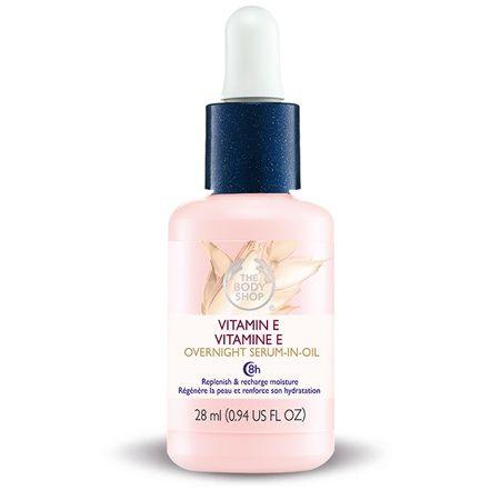 The Body Shop Vitamin e serum in oil