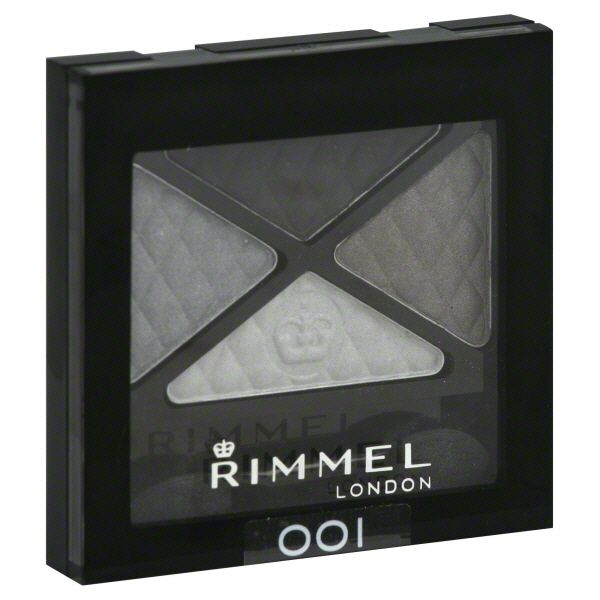 Rimmel Colour Rush - 001 Smokey Noir