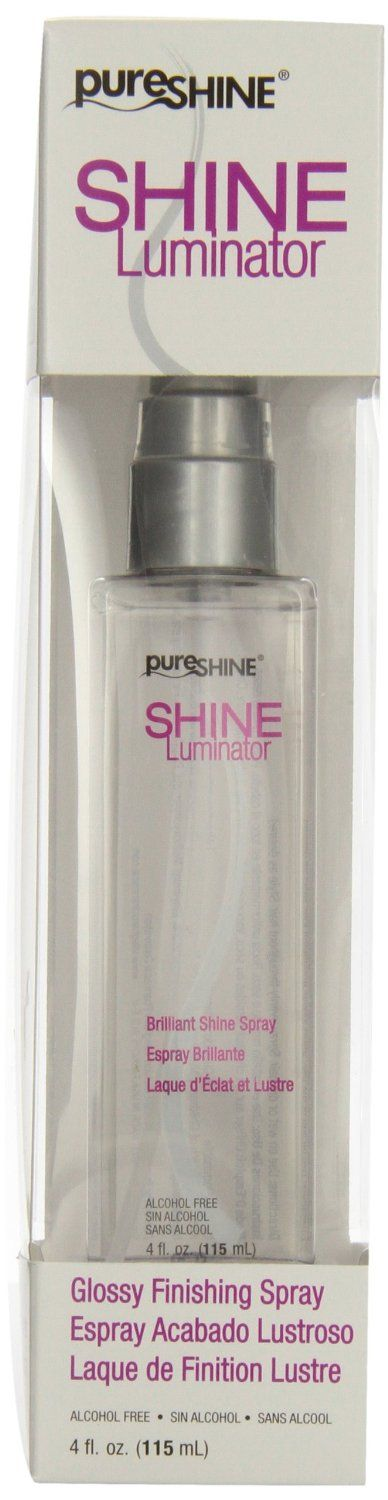 Hask  Pure Shine Spray-On Luminator