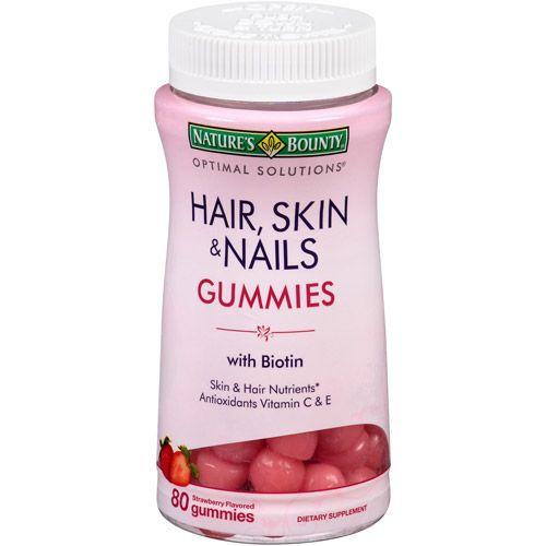Nature S Bounty Nail Skin And Hair