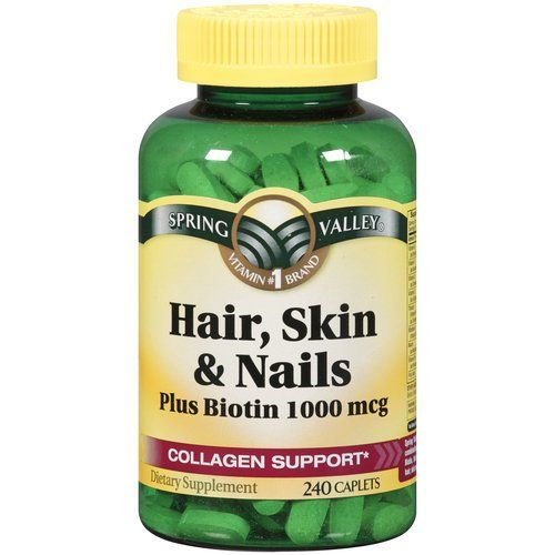 Spring Valley- Hair, Skin & Nails
