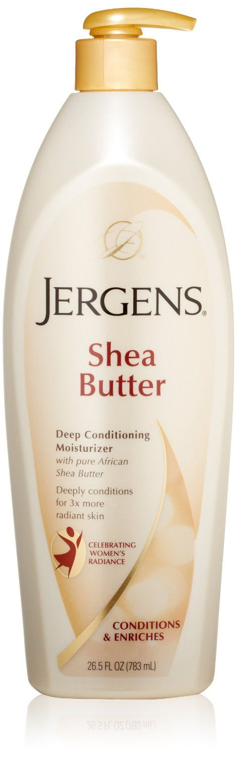 Jergens Shea Butter Lotion Reviews Photos Ingredients